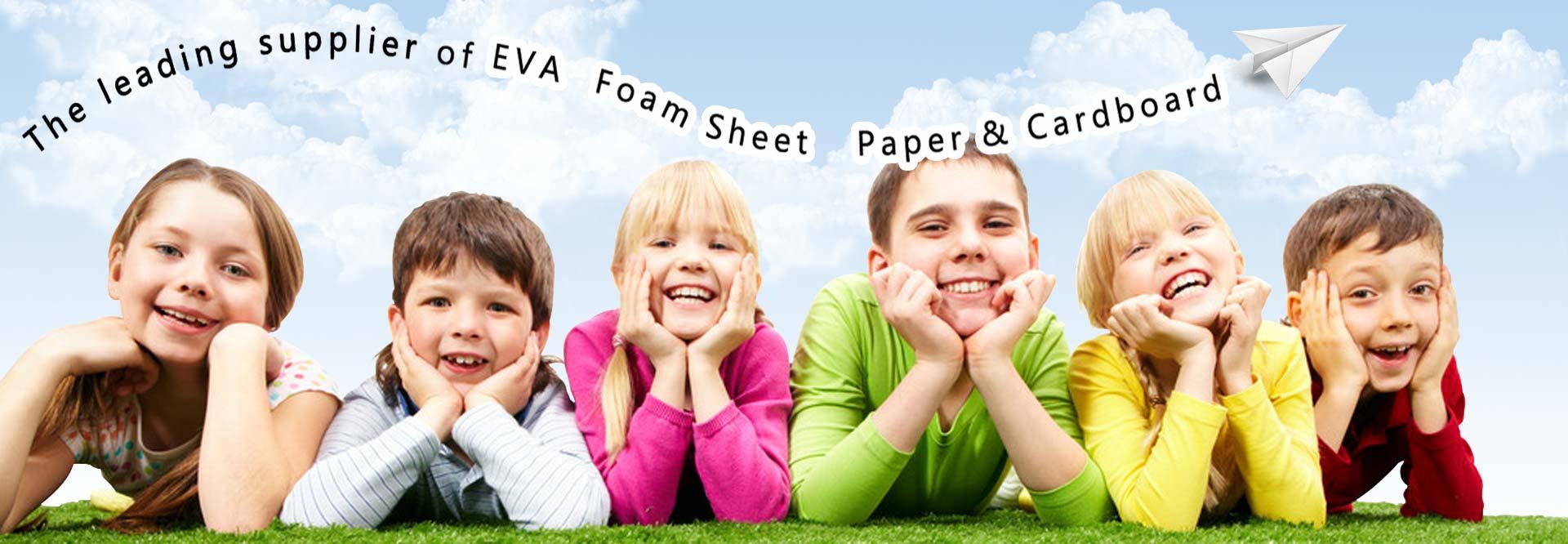 Eva Foam Sheet, Color Felt, Color Paper-Changsha Hone Arts