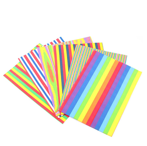 Stripe Eva Sheet